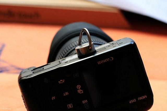 Kameraschraube