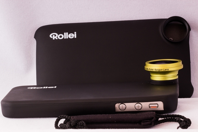 Rollei 0,28x Fisheye-Objektiv