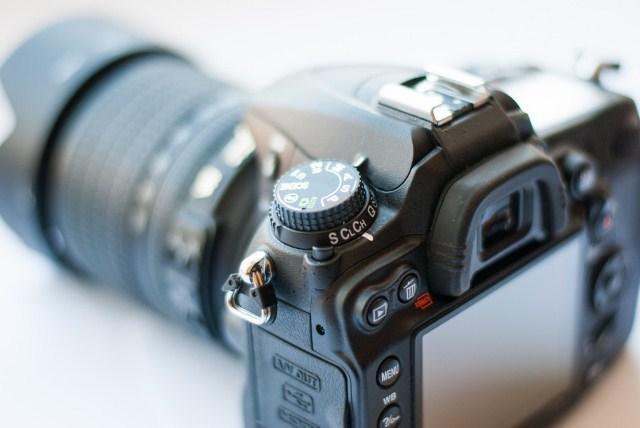 Nikon D7000 (Photo by Tobias)