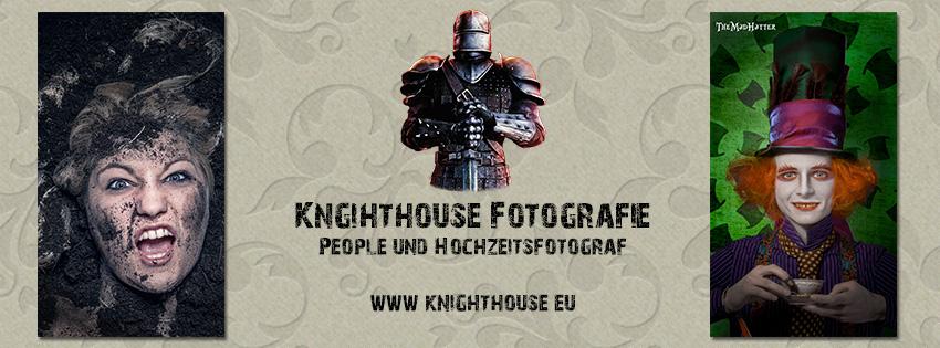 Der Ritter mit dem kreativen Photo-Overkill. Unbedingt reinschauen!