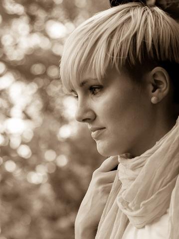 Bild aus meinem ersten eigenen Portraitshoot