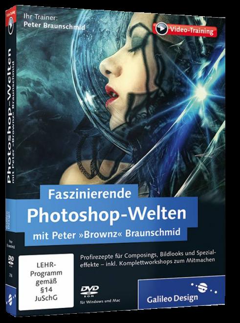 Faszinierende Photoshop-Welten
